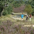 Foto: Familienausflug Lüneburger Heide